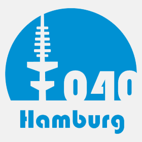 hamburg t shirt mit fernsehturm vorwahl 040 hamburg. Black Bedroom Furniture Sets. Home Design Ideas